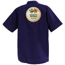 Mighty Mopar - Mechanics Graphic Work Shirt  Short Sleeve