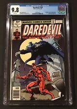 Daredevil #158 - CGC 9.8 White Pages - 1st Frank Miller Art! (Lot Set 1 131 168)