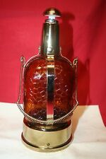 Amber Liquor Decanter Music Box