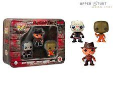 Pocket Pop Horror 3 Pack Tin Funko FREE SHIPPING