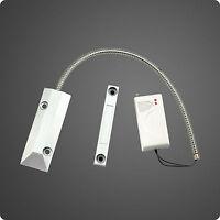 1*Wireless Rolling Garage Gates Door Sensor 433MhzFor Home Alarm Security System