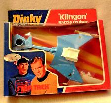 Dinky Toys 357  Klingon Battle Cruiser from Star Trek, OVP (mb)