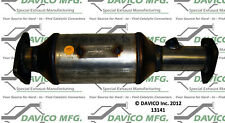Catalytic Converter-Direct Fit CARB Davico fits 99-00 Honda Accord 2.3L-L4
