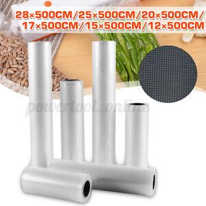 12cm-28cm Food Vacuum Sealer Bags Vaccum Saver Storage Seal Bag Fresh Food