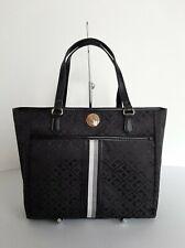 Tommy Hilfiger Women's Black Shopper Bag