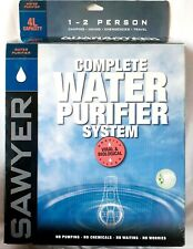 Sawyer Complete Water Treatment System 4L Gravity Filter SP194