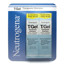 Neutrogena T/Gel Terapéutico Champú 250ml 2 Pack