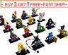 ☀️ Lego DC Super Heroes  Minifigures 71026 Batman Bat-Mite Miracle Joker Lantern