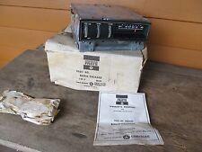 NOS MoPar AM PUSH BUTTON RADIO 1969 PLYMOUTH FURY C BODY  NICE