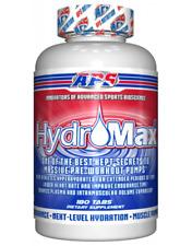 APS HYDROMAX (180 TABS) preworkout pump glycerol muscle growth mesomorph chain'd