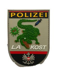 polizei-PATCH