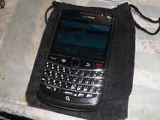 Bonito Blackberry Bold 9700 3g teléfono móvil, Desbloqueado, Usb Plomo, reformado, VGC.