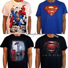 DC Comics Superman Cotton T-Shirts for Men