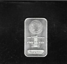 MORGAIN  SILVER BAR 1 oz