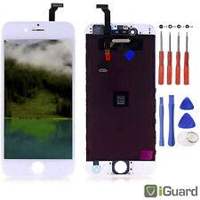 LCD Display für iPhone 6 4,7 RETINA Weiss Glas Scheibe Bildschirm Touch NEU