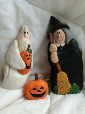 Midwest Cannon Falls Eddie Walker Wooden Halloween Figures