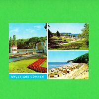 Ansichtskarte DDR Gruss aus Göhren