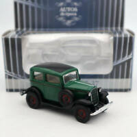 AUTOS de epoca 1/43 Opel P4 1935-37 Toys Models Classic Car Collection Diecast