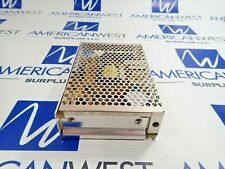 MEANWELL S-60-24 POWER SUPPLY INPUT 100-240VAC OUTPUT +24V