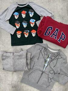 Gap Boys Bundle 8-9 Years Hoodies Long Sleeved Tops