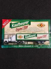 GERMAN AKTIENBRAUEREI KAUFBEUREN KAUFBEURER ORIGINAL 1308  TRACTOR TRAILER