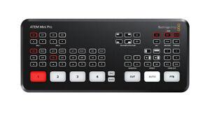 Blackmagic Design ATEM Mini Pro HDMI Live Stream Switcher  Ships from Miami