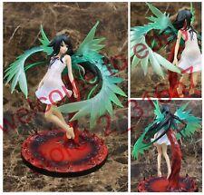 """Anime Saya no uta Song of Saya green wings sexy angel girl PVC figure nobox 9"""""""