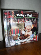 Baby's First Christmas (CD, 2000, St. Clair)