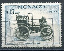 TIMBRE  MONACO N° 563   RENAULT  1898