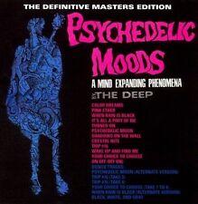 Psychedelic Moods by The Deep (CD, Nov-2010, Cicadelic)