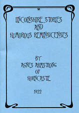 LINCOLNSHIRE STORIES AND HUMOROUS REMINISCENSES