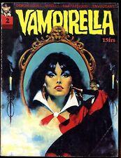 VAMPIRELLA  RELIURE EDITEUR  N° 2  ( comprend les n°5-6-7 )