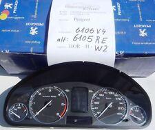 Peugeot 407 1.6HDI Tacho Kombiinstrument 6106VE 6105RE