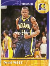 Panini NBA (Adrenalyn XL) 2013/2014 - #121 David West - Indiana Pacers