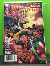 Teen Titans #100 (2003 3rd Series) High Grade Modern Age Collectible Comic Dc