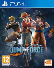 Saltar fuerza PS4