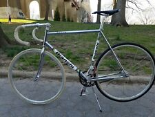 Bianchi Pista Chrime Track Single Speed Commuter Velodrome Njs Fixie