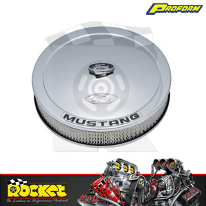 Proform 13 Fits Ford Mustang Air Cleaner Assembly CHROME - PR302-361