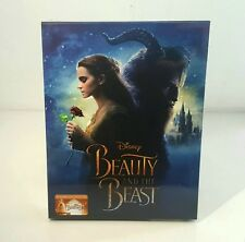 BEAUTY AND THE BEAST [2D + 3D] Blu-ray STEELBOOK [FILMARENA] FULLSLIP / OOS/OOP