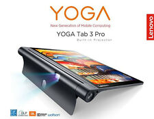 "Lenovo Yoga Tablet 3 Pro 10.1"" Wi-Fi QHD 64GB Built-in Projector '2017 YT3-X90F'"