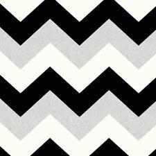 Arthouse Glitterati Chevron Stripe Wallpaper Metallic Embossed Glitter 892301