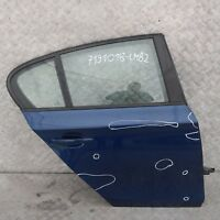 BMW 1 SERIES 2 E87 E87N Door Rear Right O/S Le Mans Blau Blue Metallic - 381