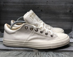 Women's Converse Chuck Taylor All Star Madison Sneakers Size 9 Shoes Ivory