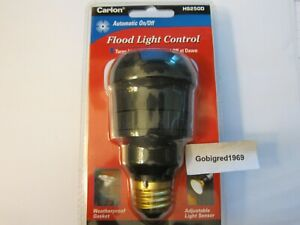 NEW Carlon Automatic On / Off Flood Light Control HS250D  LOTS More Listed LG14