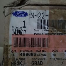FORD Transit / Tourneo Connect MY 2003-2012 Power Steering Pump