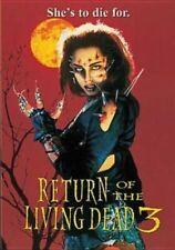 Return of The Living Dead 3 Region 1 DVD