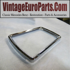 CENTER CLUSTER GAUGE CHROME FITS MERCEDES BENZ W111 W112 W113
