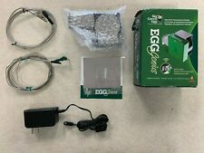 Complete Big Green Egg Egg Genius Interactive Temperature controller open box