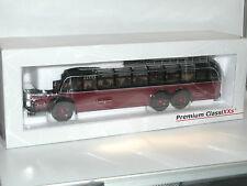 Premium Classixxs 12300, Mercedes-Benz O 10000, rot/schwarz, 1/43 OVP