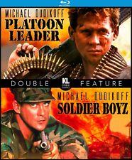 Platoon Leader / Soldier Boyz Blu-ray Michael Dudikoff Double Feature (Kino)